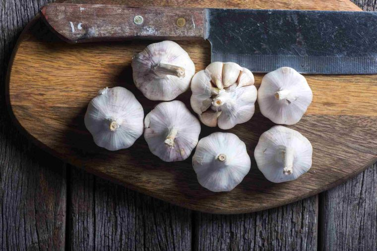 boost the immune system with garlic