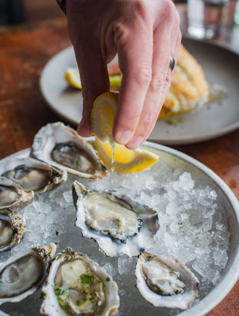 oysters to boost your immune system