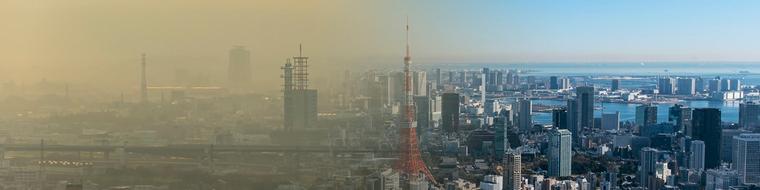 crisis air pollution precautions take