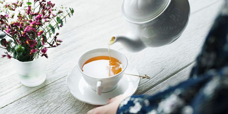 green tea detox properties