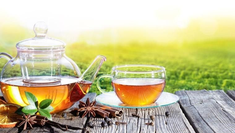 detox tea purifying