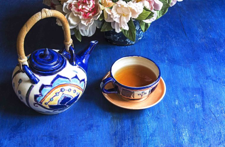 drink teas to purify your body