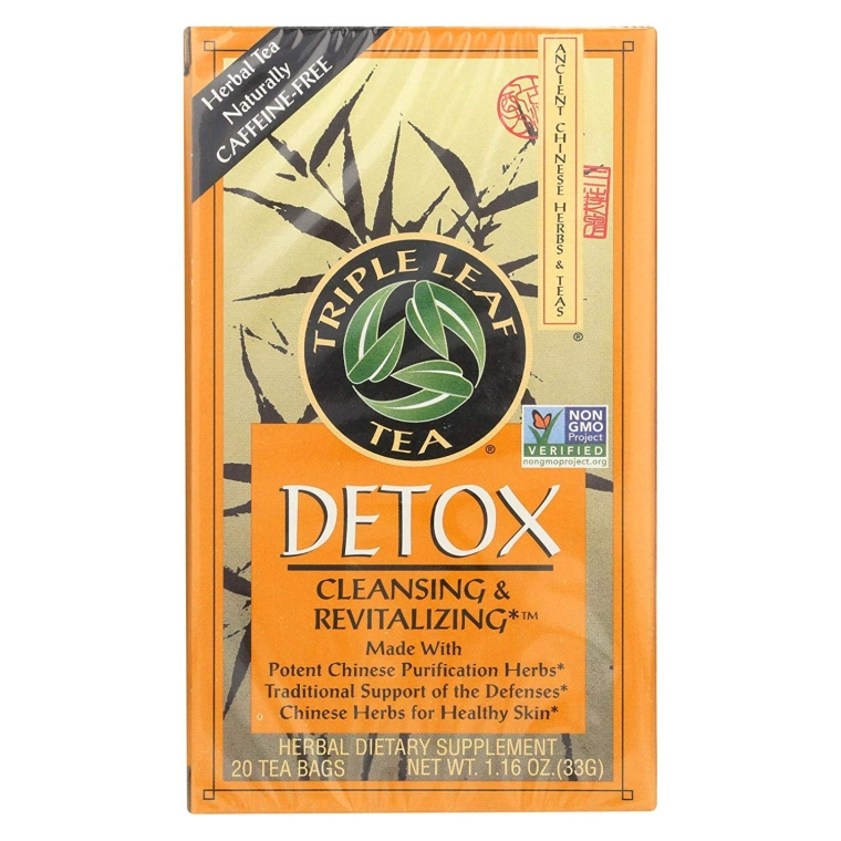 the best detox tea