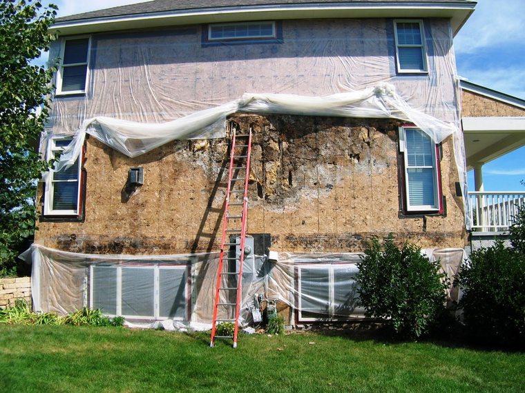 take precaution against mold