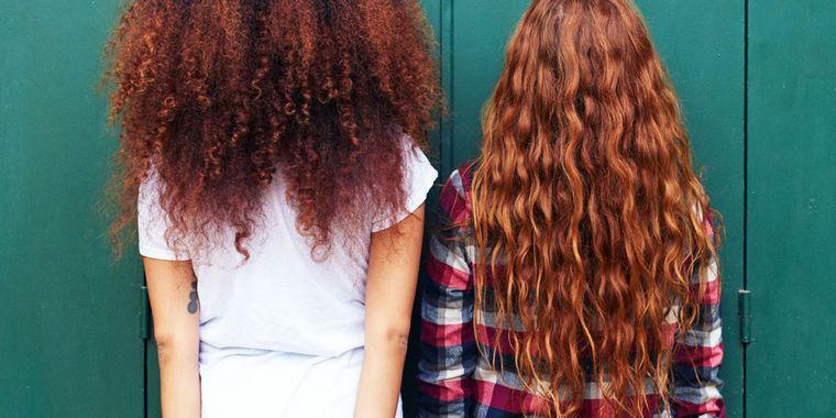 favor natural hair color
