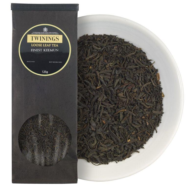 which tea to choose keemun tea