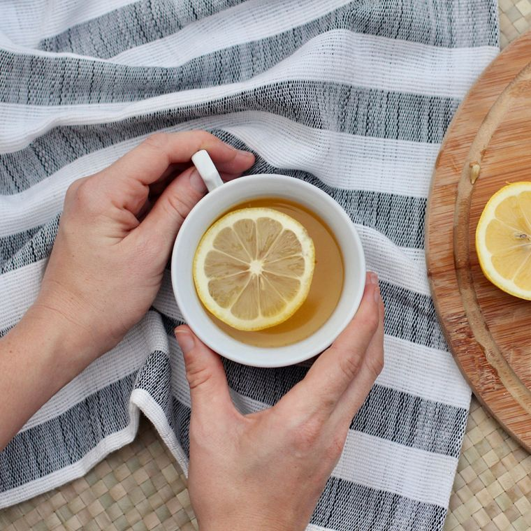 strengthen the immune system with tea