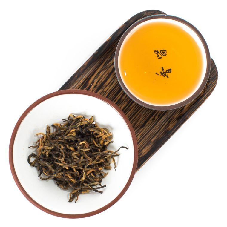 the golden monkey tea