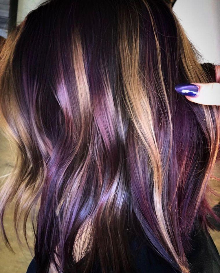 everyone colors their hair