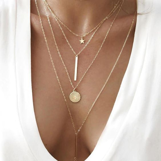 Christmas Gift Ideas 2019 : Trendy Necklace