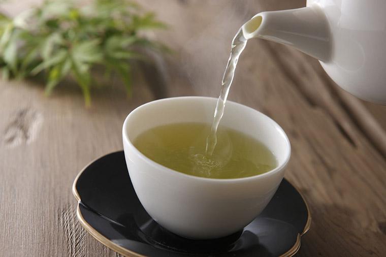 Green tea helps against diabetes