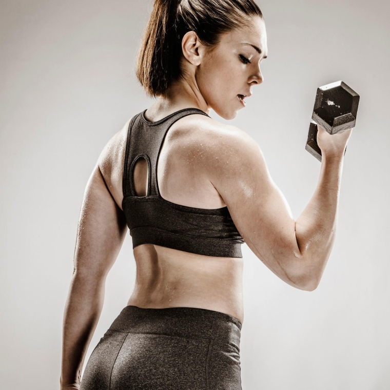 boost your metabolism by building muscles