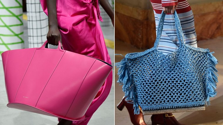 large modern bag