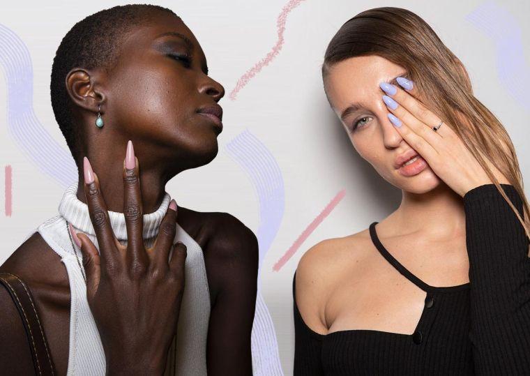 2020 trend makeup idea