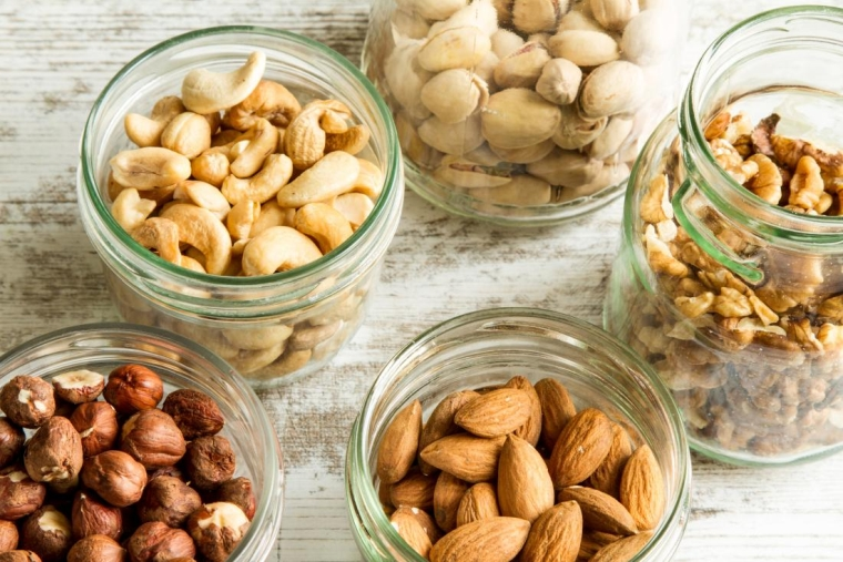 eat nuts to lose weight