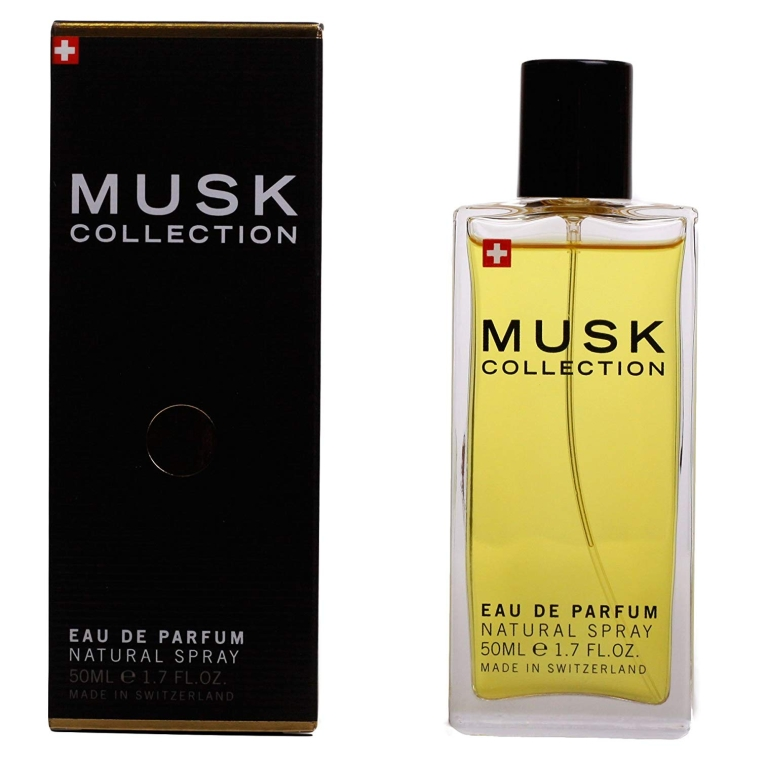 woman perfume with musk
