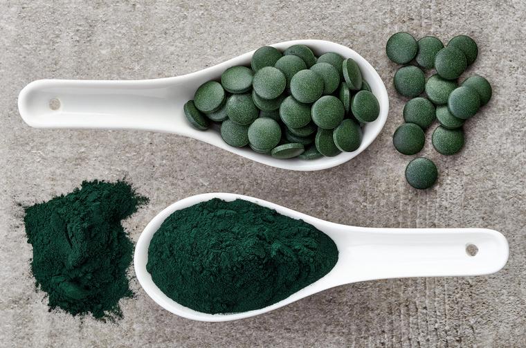 don't miss healthy spirulina