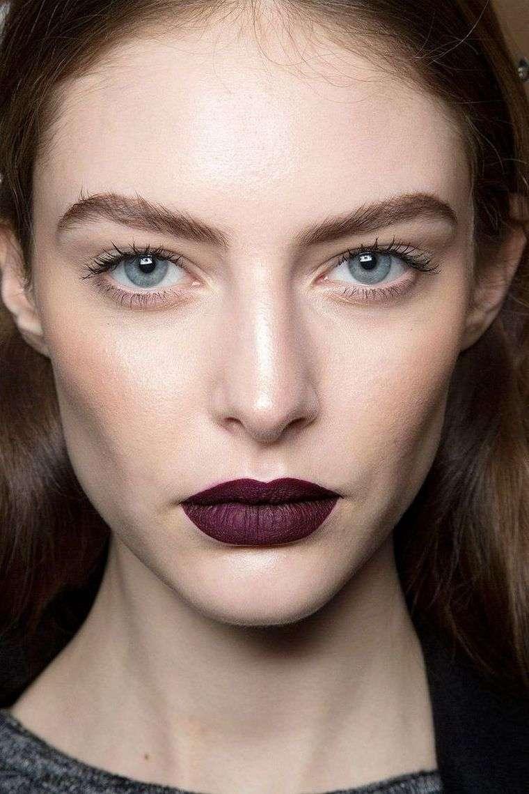 gothic lipstick