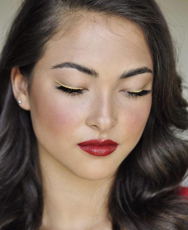 modern trend makeup lipstick