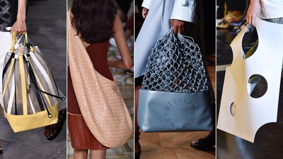 big fashion week bag