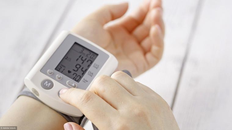 follow blood pressure take care