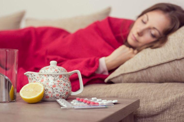 treatment of flu symptoms 2020