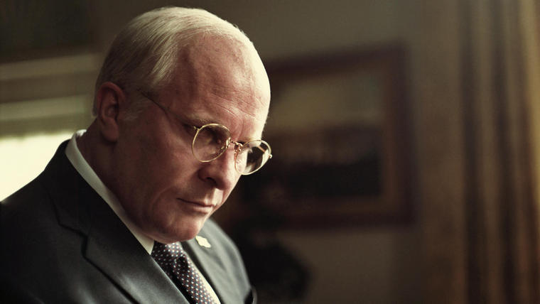 Mighty bald dick cheney