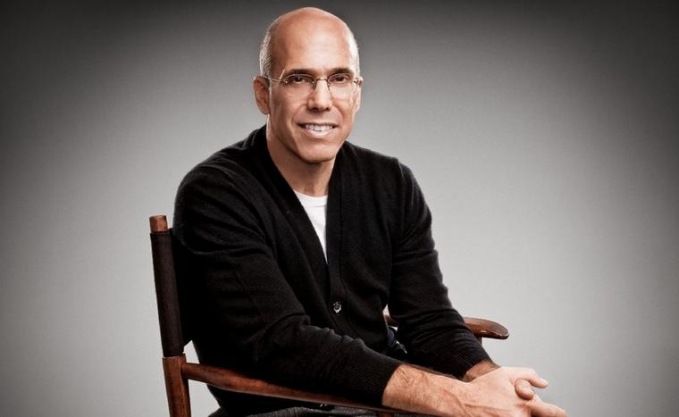 Jeffrey Katzenberg imagination creation