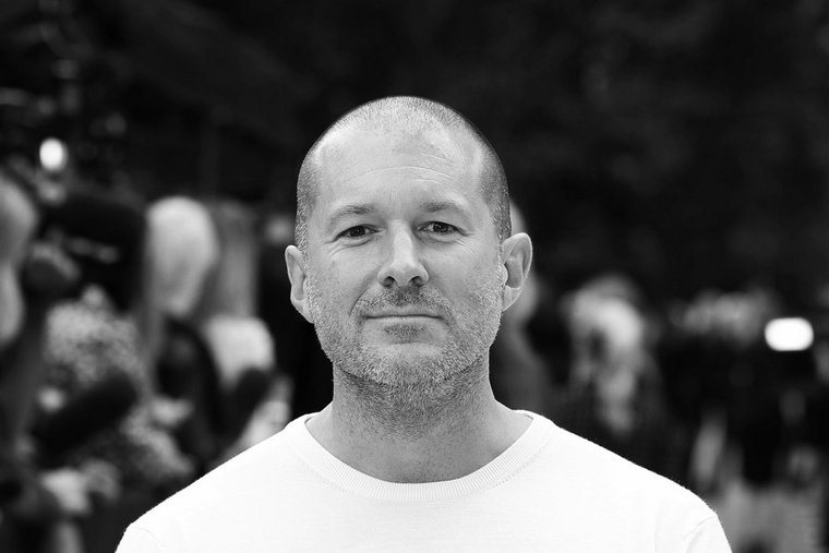 Jonathan Ive known handsome