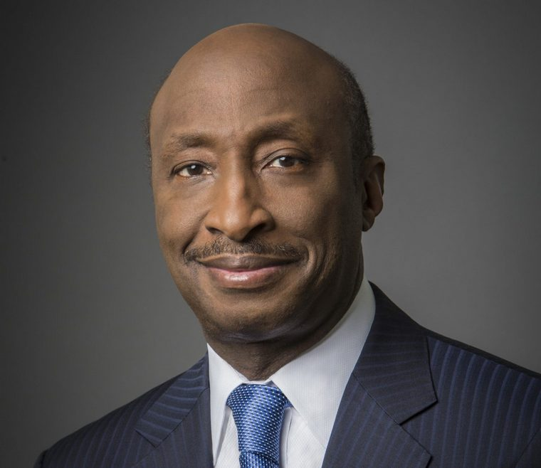 Kenneth Frazier pharmaceutical industry