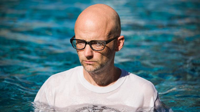 Moby creator bald music