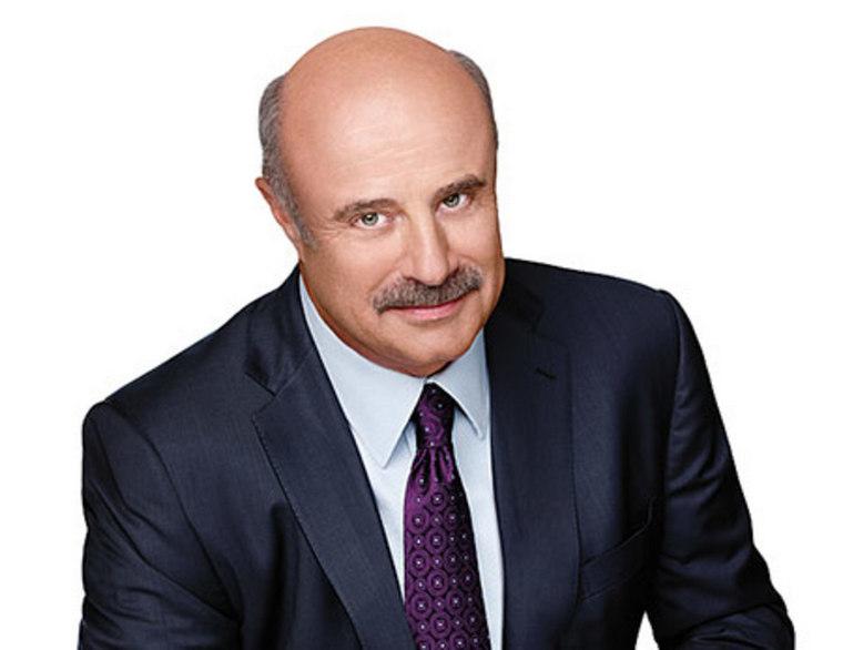 Phil McGraw baldness psychology