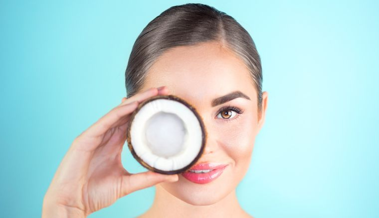 the benefits of coconut oil for beauty