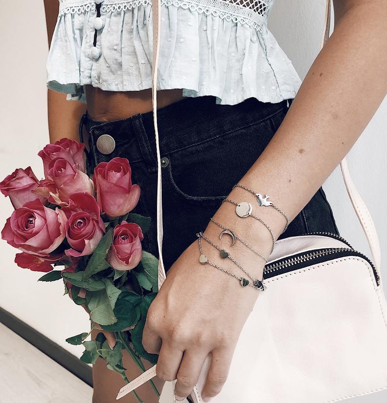 trendy gift bracelet