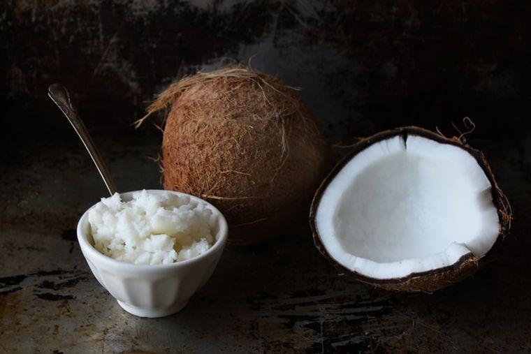 coconut oil in the kitchen