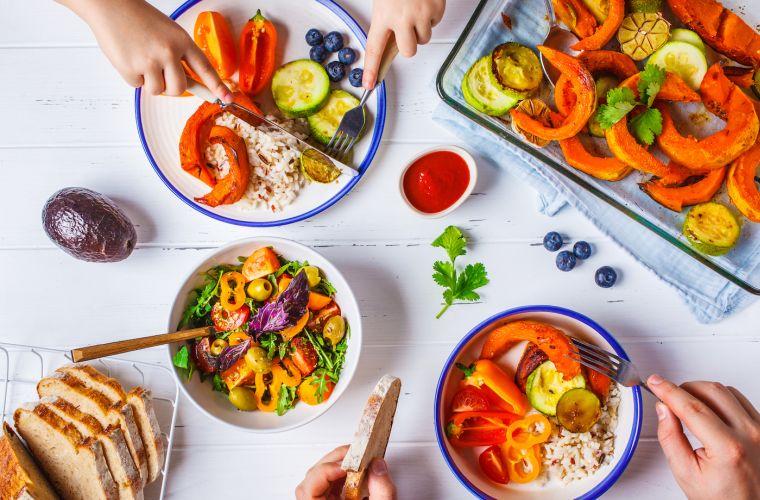 vegetarian herbal diet