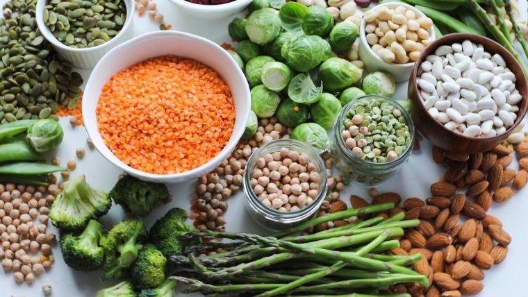 herbal diet: foods