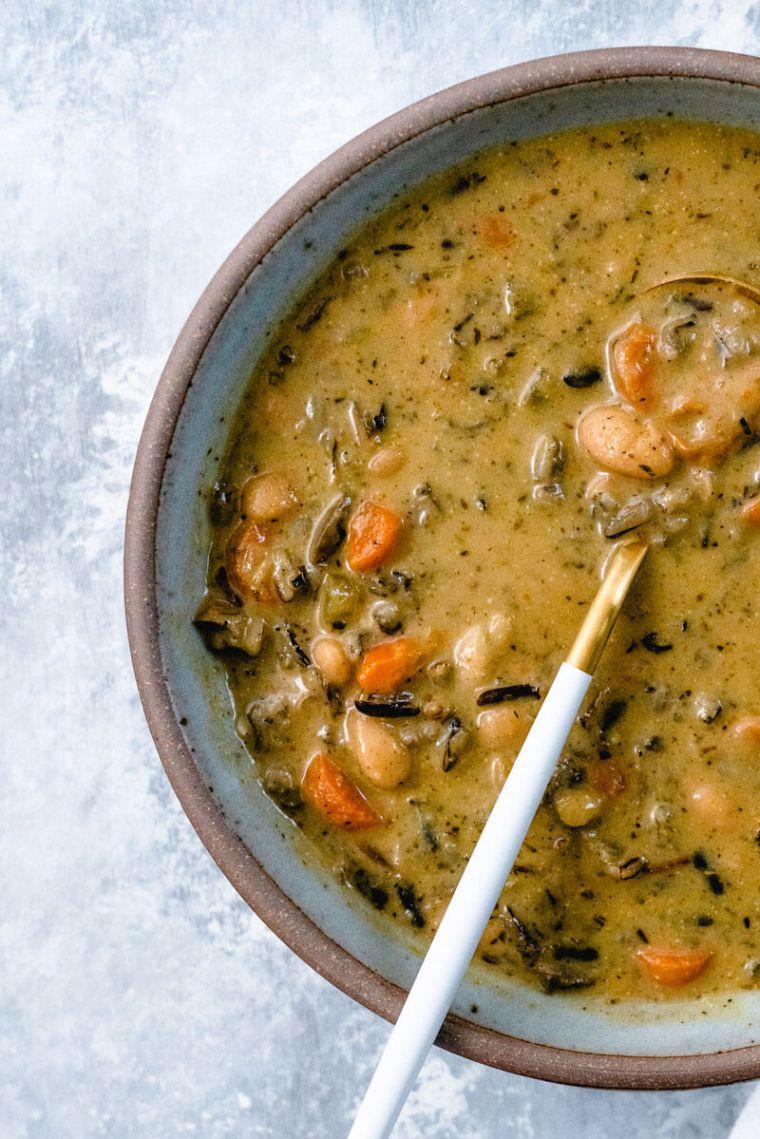 herbal diet: soups
