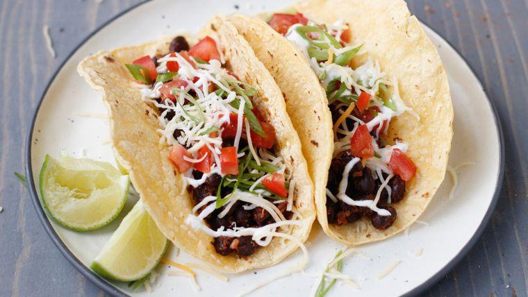 herbal diet: tacos