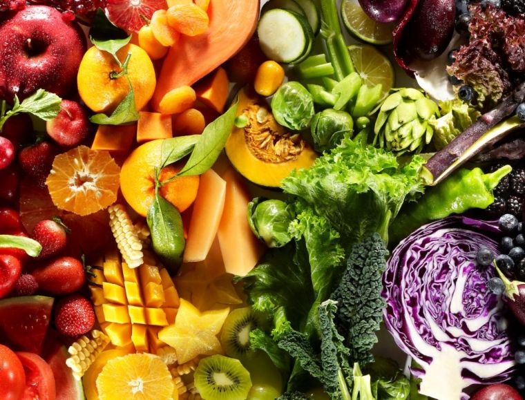 boost your immunity with fruits and vegetables