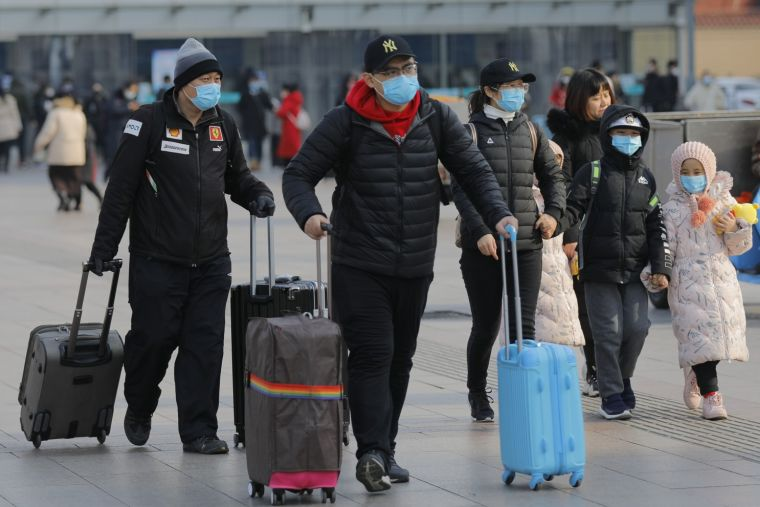 wear coronavirus masks