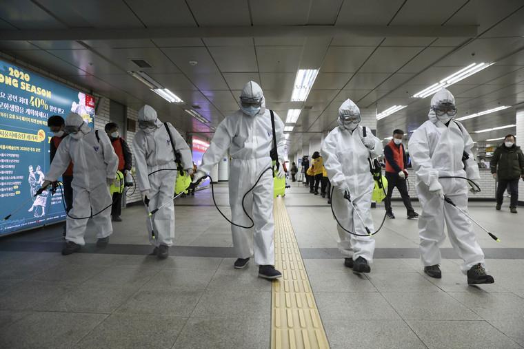 clean disinfect coronavirus danger