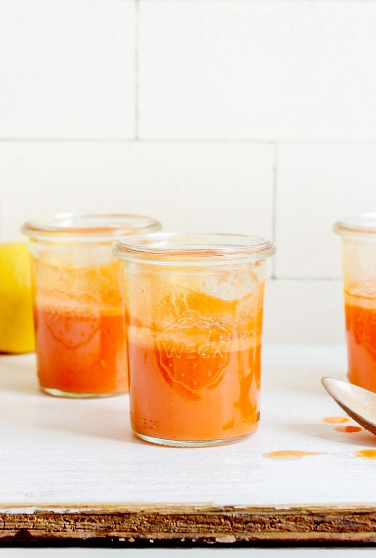 orange smoothies for health