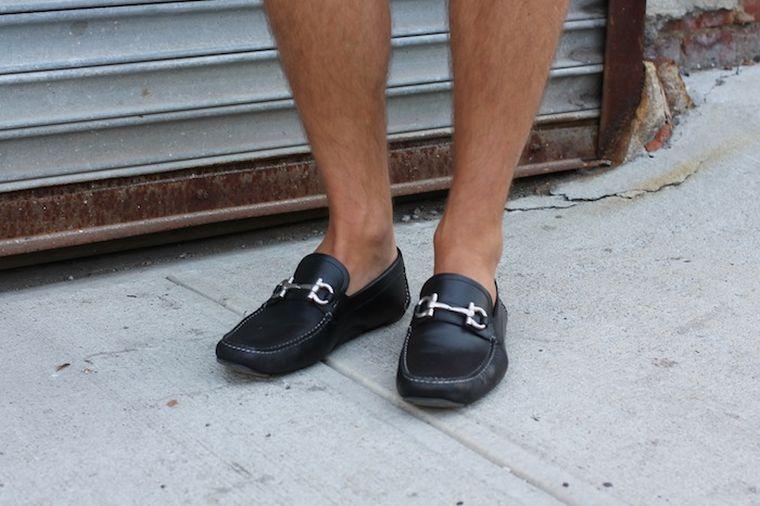 fashion man shoe idea