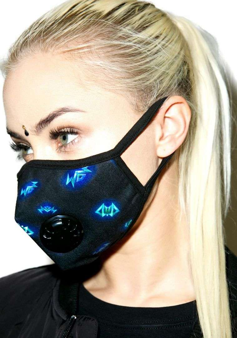 beautiful coronavirus mask sport fashion