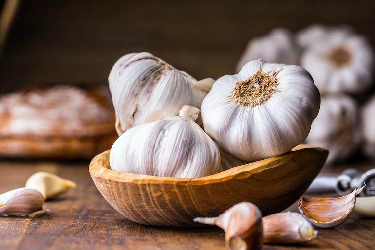 good old garlic good for health
