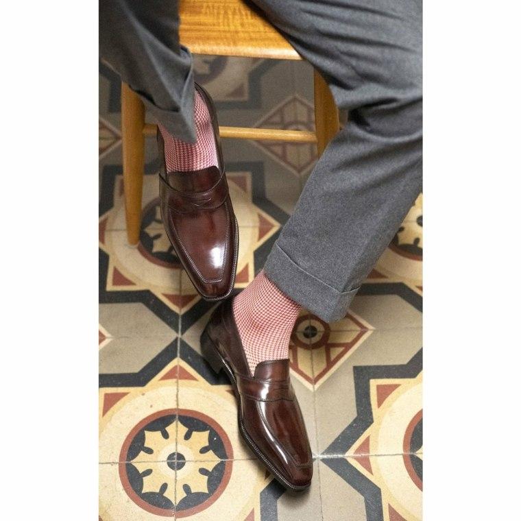 modern men's shoe