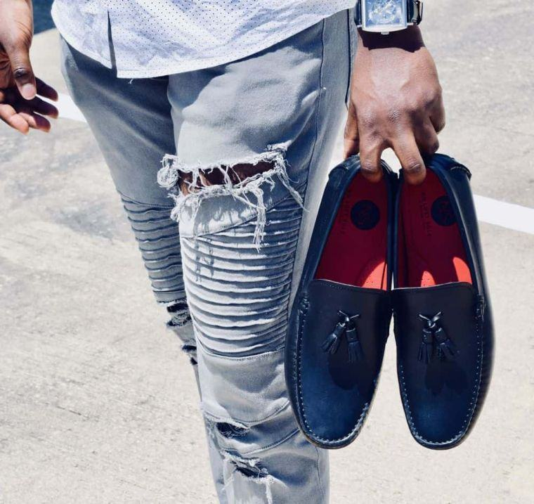 shoes spring summer man trends