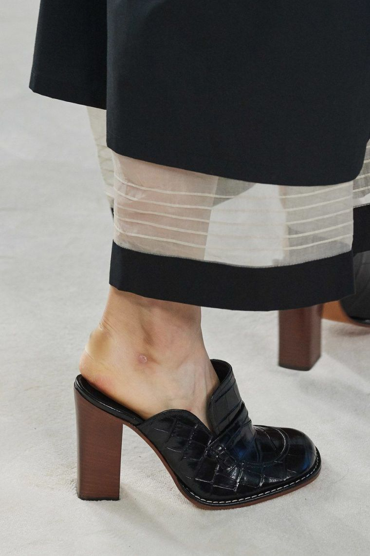 summer shoes mules by Lanvin