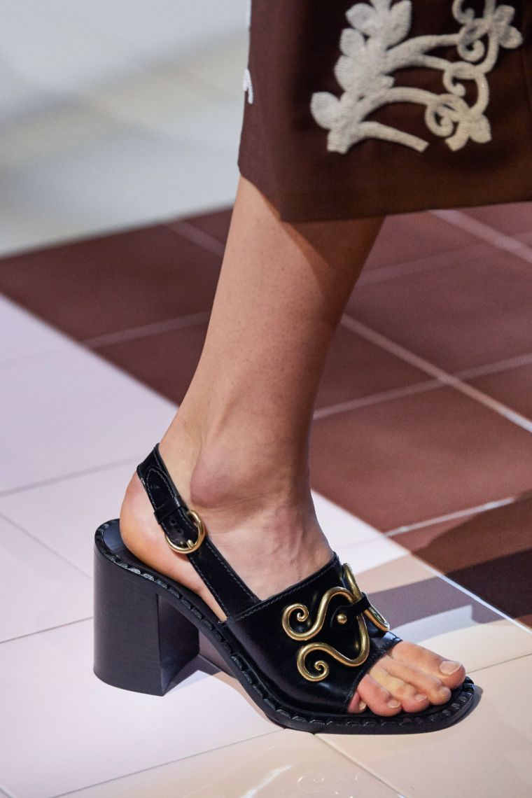 summer shoes mules by Prada